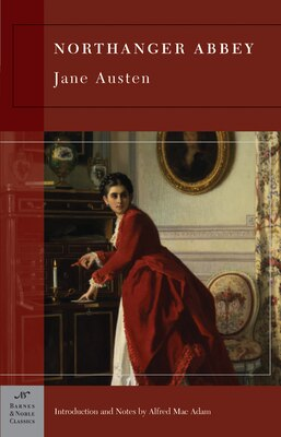 Book Northanger Abbey (Barnes & Noble Classics Series) by Jane Austen