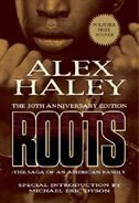 Book Roots-Thirtieth Anniversary Edition: The Saga of an American Family by Alex Haley