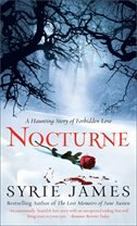 Book Nocturne by Syrie Perseus
