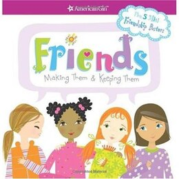 Book Friends: Making Them & Keeping Them by Patti Criswell
