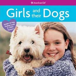 Book Girls and Their Dogs by American Girl Editors