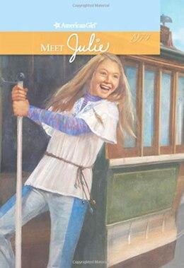 Book Meet Julie - Book 1 by Megan Mcdonald