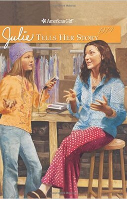 Book Julie Tells Her Story by Megan Mcdonald