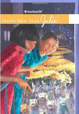 Book Happy New Year Julie by Megan Mcdonald