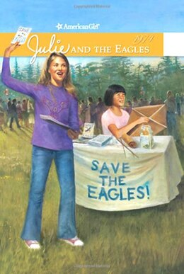 Book Julie And The Eagles: Book 4 by Megan Mcdonald
