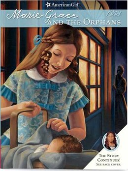 Book Marie-grace And The Orphans Book 3 by Sarah Buckey