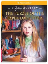 Book Puzzle Of The Paper Daughter: A Julie Mystery by Kathryn Reiss