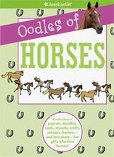 Book Oodles Of Horses: A Collection Of Posters, Doodles, Cards, Stencils, Crafts, Stickers, Frames And… by Trula Magruder