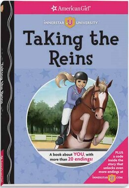 Book Taking the Reins by Alison Hart