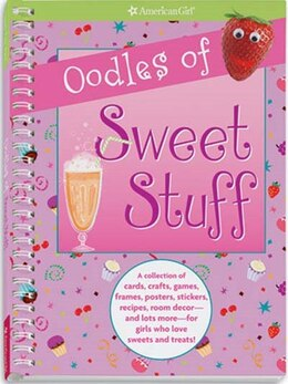 Book Oodles Of Sweet Stuff by Mary Richards