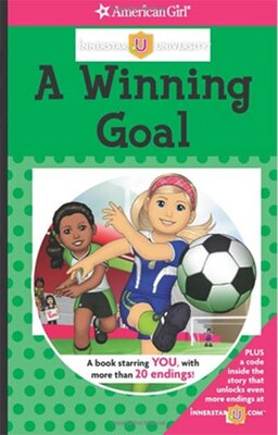 Book A Winning Goal by Laurie Calkhoven