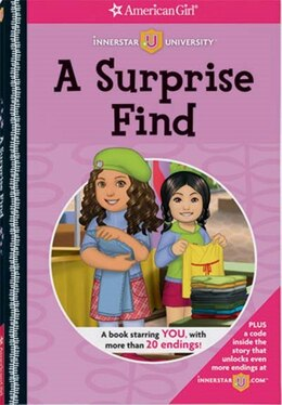 Book A Surprise Find by Erin Falligant