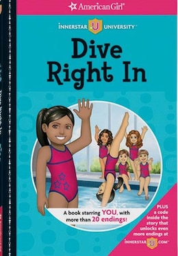 Book American Girl Innerstar University: Dive Right In by Alison Hart