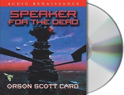 Speaker For The Dead: 12 CDs by Orson Scott Card