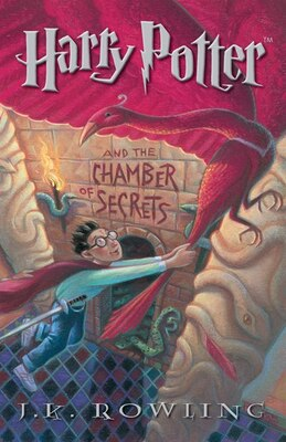Book Harry Potter And The Chamber Of Secrets by J. K. Rowling