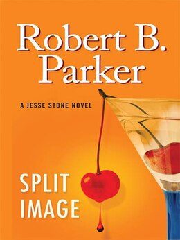 Book Split Image: Large Print Edition by Robert B. Parker