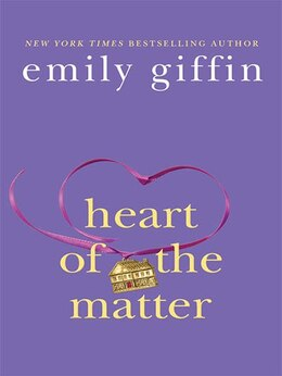 Book Heart Of The Matter by Emily Giffin