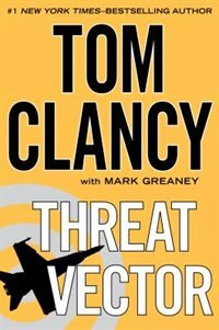 Book Threat Vector by Tom Clancy