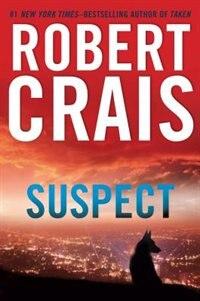 Book Suspect by Robert Crais