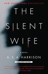 The Silent Wife: Large Print Edition