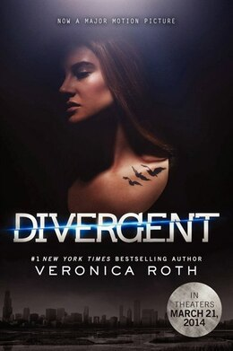 Book Divergent: Large Print by Veronica Roth