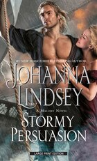 Stormy Persuasion: Large Print