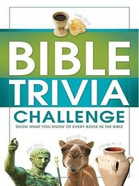 Bible Trivia Challenge: Large Print Edition