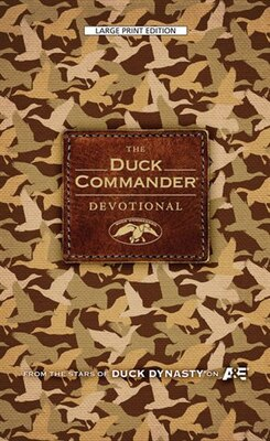 Book The Duck Commander Devotional: Large Print Edition by Alan Robertson