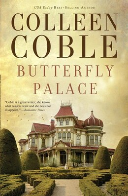 Book Butterfly Palace: Large Print Edition by Colleen Coble
