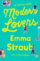 Book Modern Lovers by Emma Straub