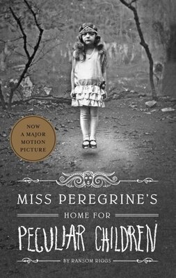 Book Miss Peregrine's Home For Peculiar Children by Ransom Riggs