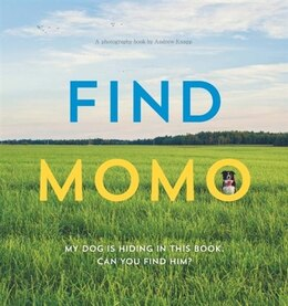 Book Find Momo: A Photography Book by Andrew Knapp