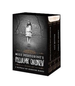 Book Miss Peregrine's Peculiar Children Boxed Set by Ransom Riggs