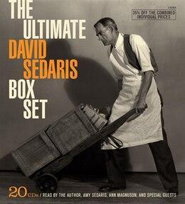 Book The Ultimate David Sedaris Audio Collection: 20 CD's by David Sedaris