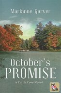 October's Promise: A Turtle Cove Novel by Marianne Garver