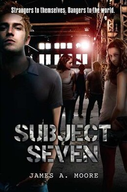 Book Subject Seven by James Moore