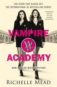 Book Vampire Academy by Richelle Mead