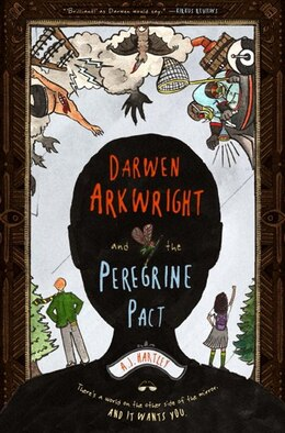 Book Darwen Arkwright And The Peregrine Pact by A Hartley