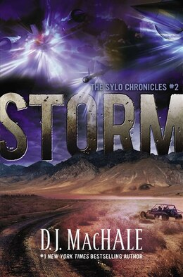 Book Storm: The Sylo Chronicles #2 by D. J. MacHale