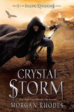 Book Crystal Storm: A Falling Kingdoms Novel by Morgan Rhodes
