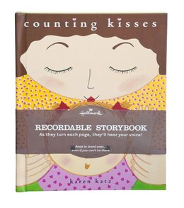 Book Counting Kisses Recordable Storybook by Karen Katz