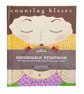 Counting Kisses Recordable Storybook by Karen Katz