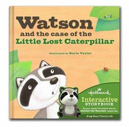 Book Watson - The Little Lost Caterpillar by Katherine Stano