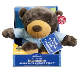 Book Christopher Interactive Buddy & Storybook by Meghan Haave