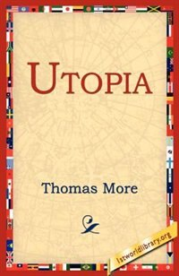 Book Utopia by Thomas More