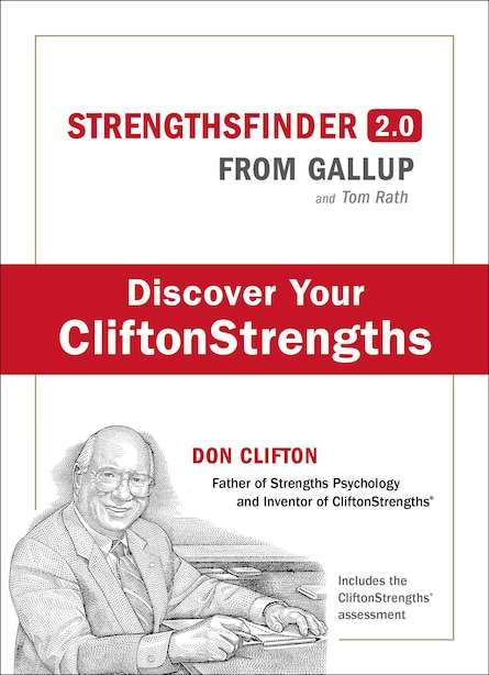 StrengthsFinder 2.0 by Gallup