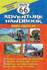 Book Route 66 Adventure Handbook: Turbocharged Fourth Edition by Drew Knowles