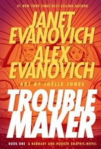Book Troublemaker Book 1 by Janet Evanovich