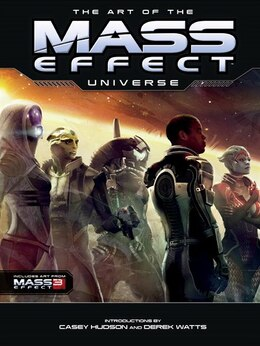 Book The Art Of The Mass Effect Universe by Casey Husdon