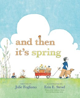 Book And Then It's Spring by Julie Fogliano